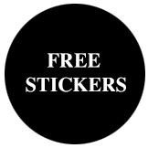 free skateboarding stickers