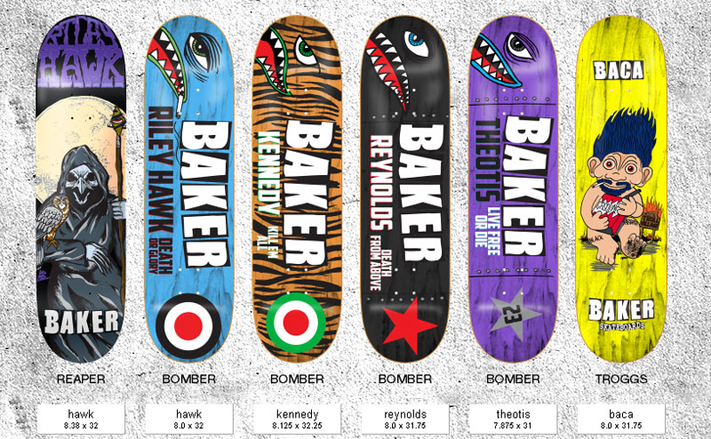 Baker Skateboards page 2