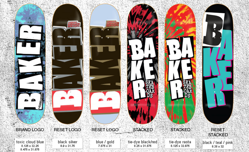 Baker Skateboards page 4