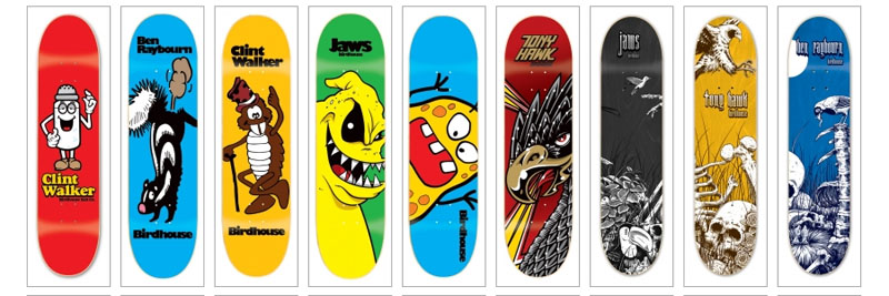 Birdhouse Skateboards 2014 page 2