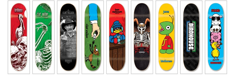 Birdhouse Skateboards 2014 page 3