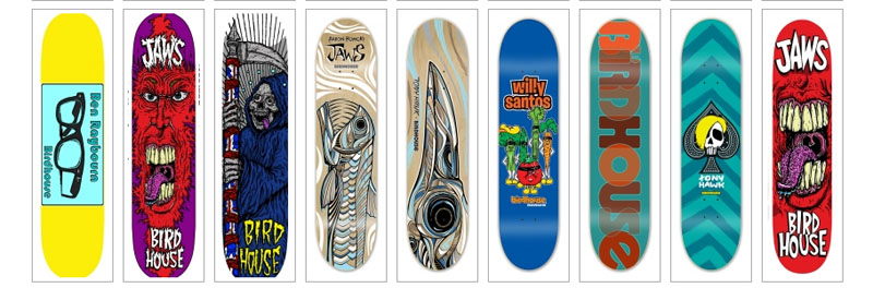 Birdhouse Skateboards 2014 page 4
