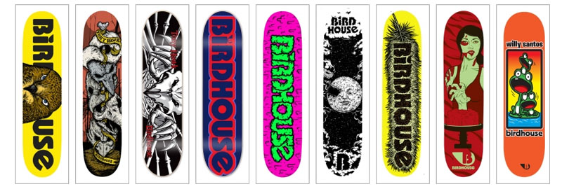 Birdhouse Skateboards 2014 page 5