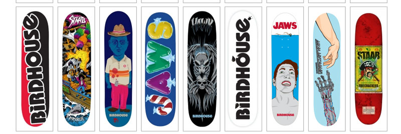 Birdhouse Skateboards 2014 page 6