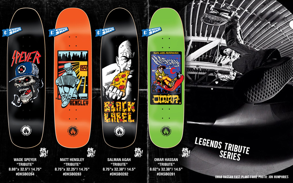 Black Label Skateboards Catalog 2015 Page 10