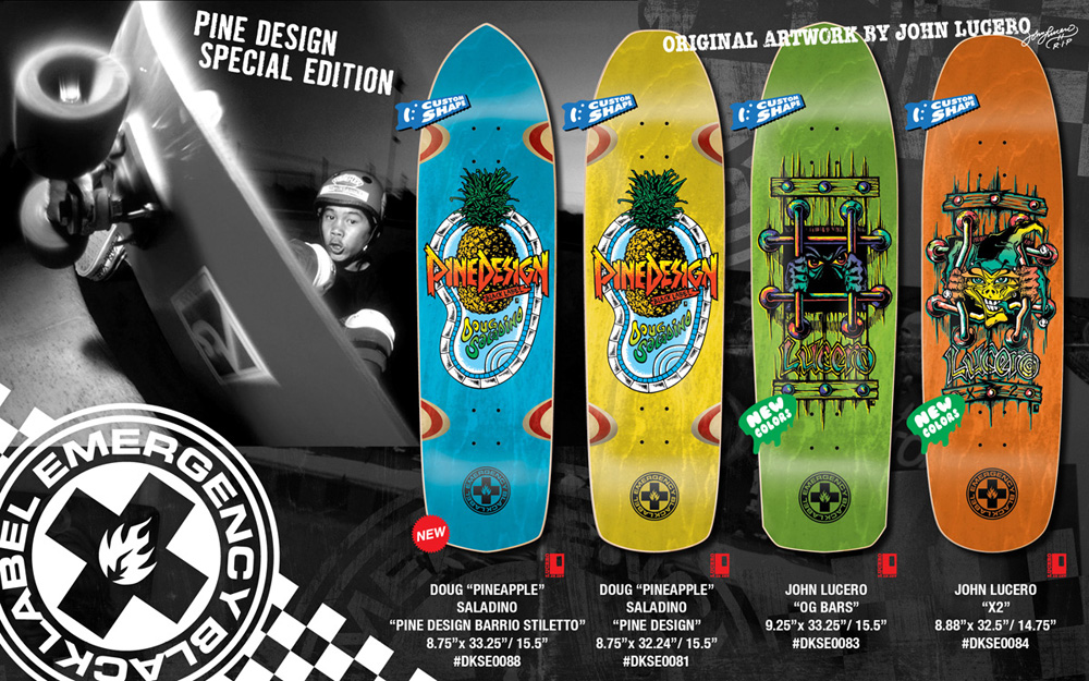 Black Label Skateboards Catalog 2015 Page 11