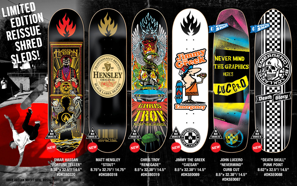 Black Label Skateboards Catalog 2015 Page 3
