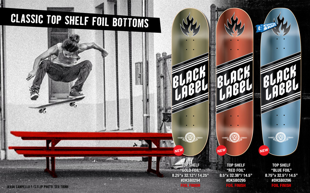 Black Label Skateboards Catalog 2015 Page 9