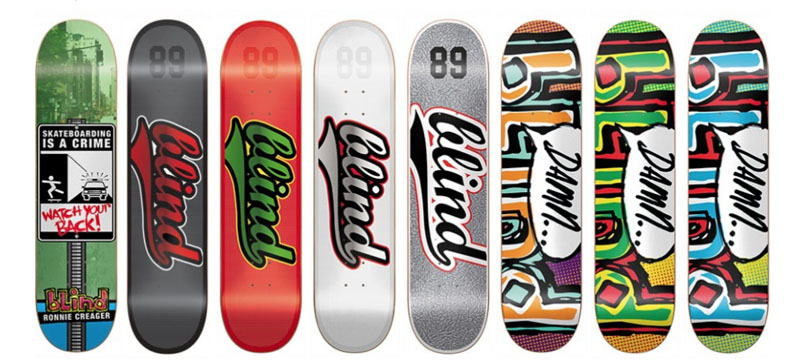 Blind Skateboards 2014 page 2
