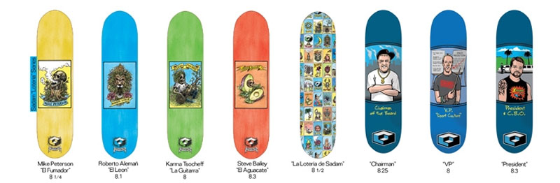 Consolidated skateboards 2014 page 1