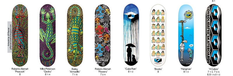 Consolidated skateboards 2014 page 3