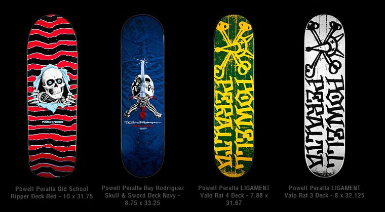 Powell Skateboards 2014 page 8