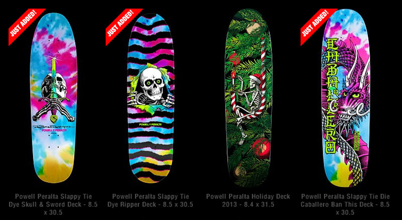 Powell Skateboards 2014 page 2