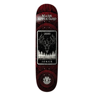 Mark Appleyard Tarot 8 Skateboard Deck