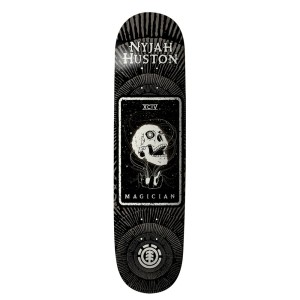 Element Nyjah Huston Tarot 7.75 Skateboard Deck