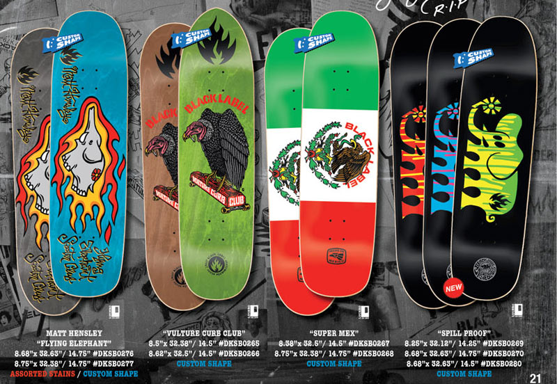 Black Label Skateboards Catalog 2014 Page 1