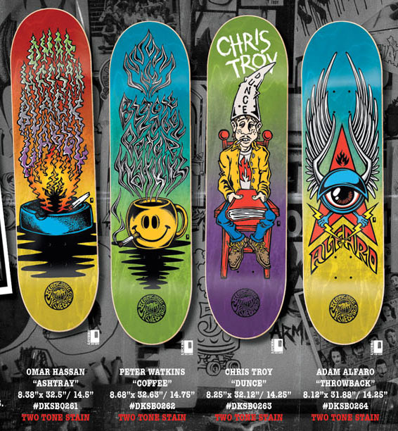 Black Label Skateboards Catalog 2014 Page 2