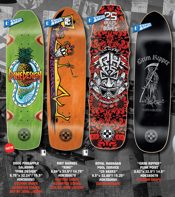 Black Label Skateboards Catalog 2014 Page 3