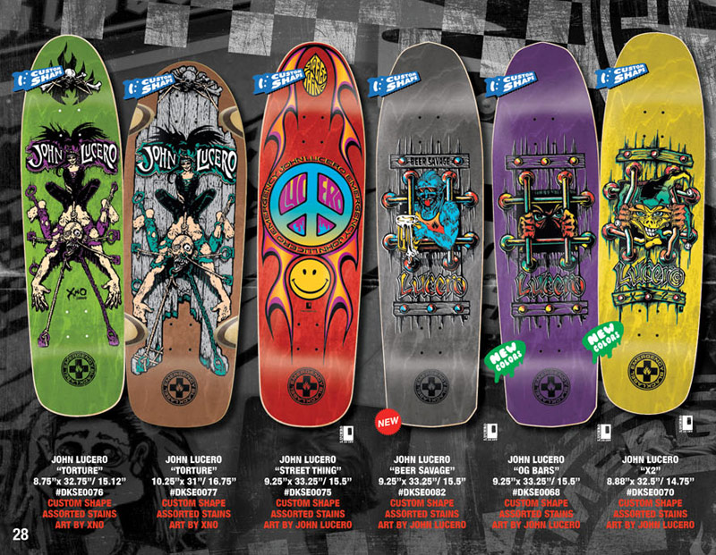 Black Label Skateboards Catalog 2014 Page 4