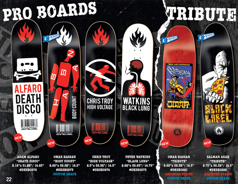 Black Label Skateboards Catalog 2014 Page 5