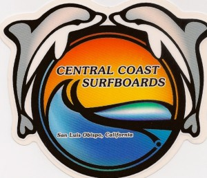 Central Coast Surfboards shop