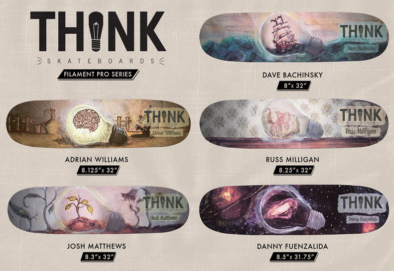 think skateboards 2014 page 1