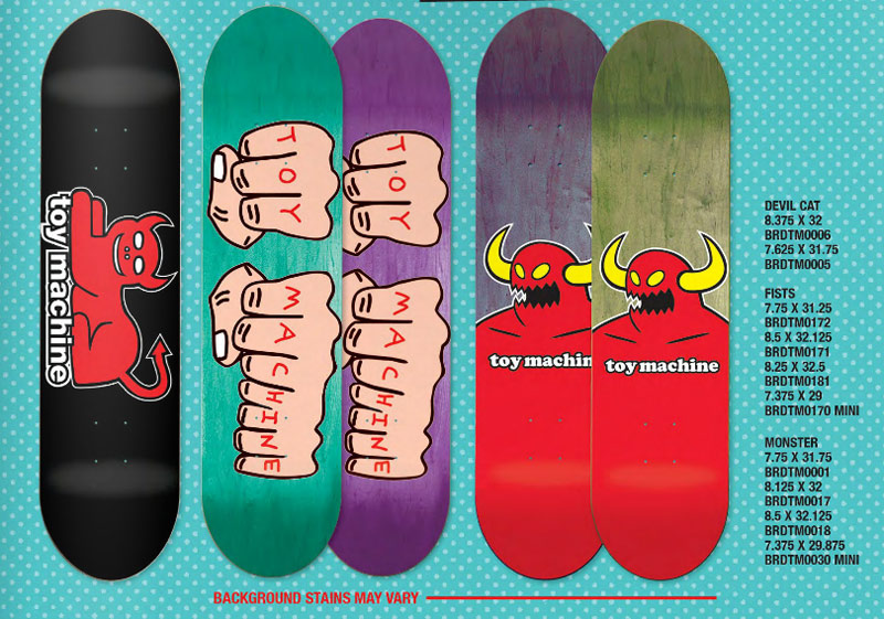 toy machine skateboards 2014 page 10