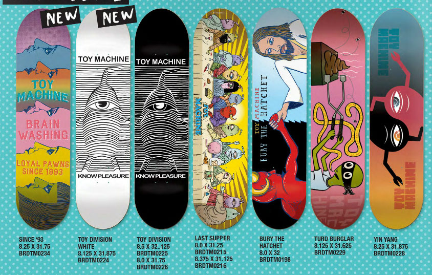 toy machine skateboards 2014 page 6