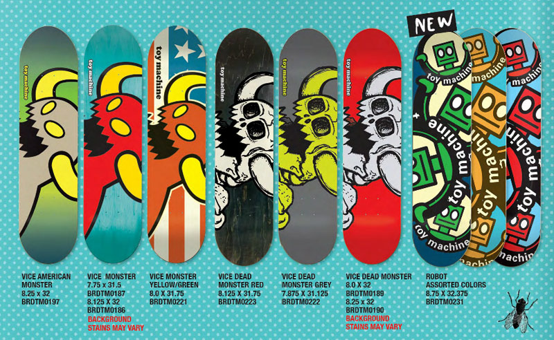 toy machine skateboards 2014 page 7