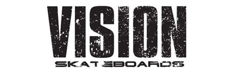 vision skateboards logo