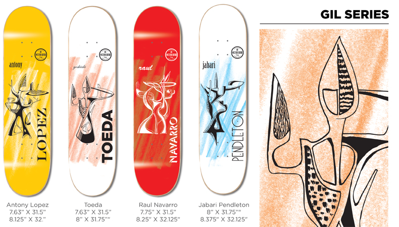 Western Edition Skateboards Decks 2014 page 3