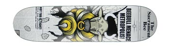 girl sacramento biebel skateboard deck