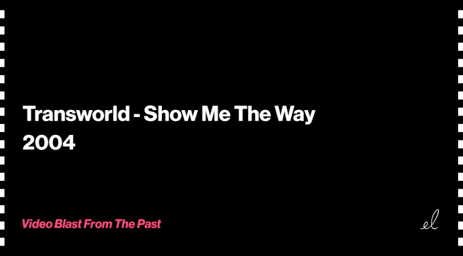 Transworld Show Me The Way 2004 - Skate Video
