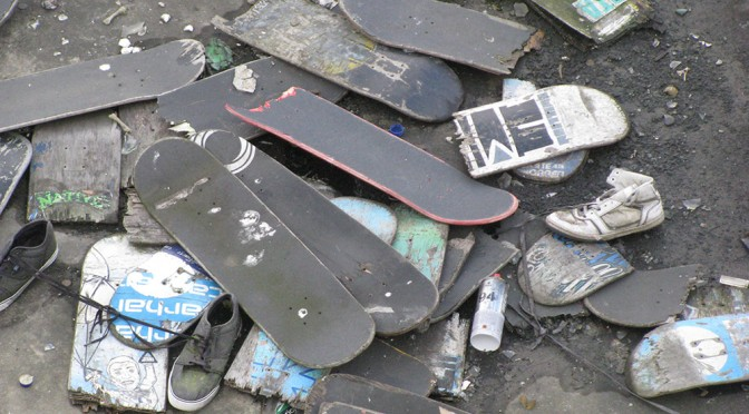 Why You Shouldn't Start A Skateboard Company