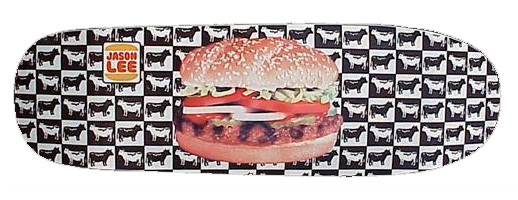 jason lee burger board