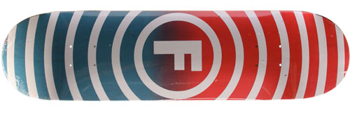 Foundation Skateboards Vertigo Country Deck