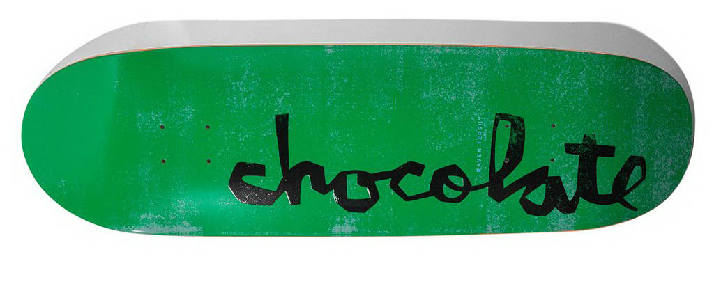 Chocolate Tershy Original Chunk Couch Deck 9.25inches Skateboard deck