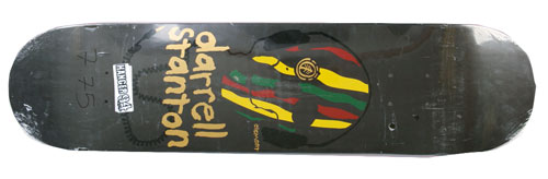 Element Skateboards Darrell Stanton Headphones Deck