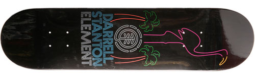 Element Skateboards Darrell Stanton Neon Deck