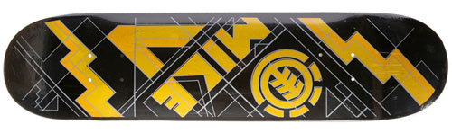 Element Skateboards Mike V Deco Deck